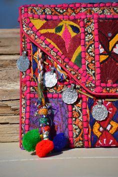 BANJARA Tasche indische Tasche ethnische Tasche. von MISIGABRIELLA