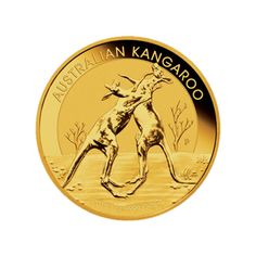 Australian Nugget 1 oz gold coins