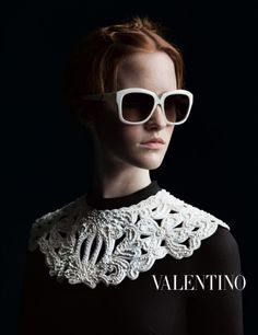 Valentino Campaign FW2013-14 - by Inez van and Vinoodh