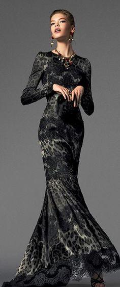 Gabbana Evening Dresses