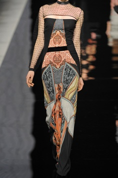 Etro Strapless printed gown NET-A-PORTER.COM