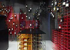 Weinhandlung Kreis la cave à vin multicolore