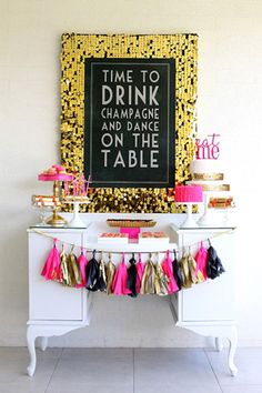 Beautiful New Years Eve Party Ideas