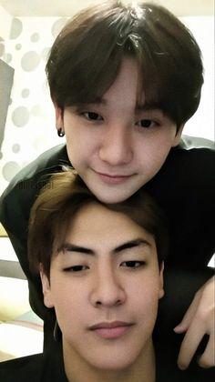 2moons The Series, Drama Series, Gay Couple, Best Couple, Boys Like, Cute Boys, 2 Moons, Couple Aesthetic, Thai Drama