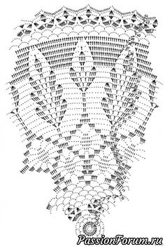 Crochet Circles, Crochet Mandala, Crochet Flower Patterns, Crochet Flowers, Knitting Patterns, Crochet Chart, Thread Crochet, Diy Crochet, Hand Crochet