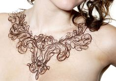 22 design de pendentifs originaux 12   22 pendentifs originaux   plongeur plante photo pendentif image DJ bijou