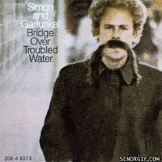 bridge over troubled moustache