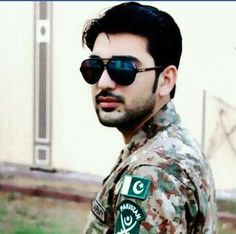 Army Brat, Army Men, Military, Pak Army Soldiers, Forced Love, Love You Cute, Pakistan Armed Forces, The Few The Proud, Mirrored Sunglasses