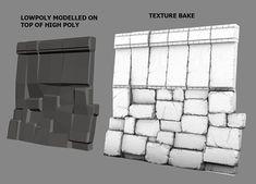 generic wall tutorial.