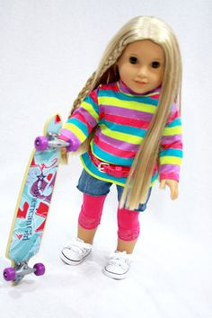 Hey, I found this really awesome Etsy listing at https://www.etsy.com/listing/200796578/trendy-american-girl-doll-clothes