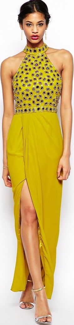 Trendy Color of the Year: Yellow Green Lemon Lime Custard, Chartreuse Citron Clothing – I'm Digging It Cruise Formal Night, Color Shades, Color Tones, Fashion For Women Over 40, Trendy Colors, Badgley Mischka, Pantone Color, Love And Light, Couture