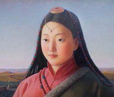 MISS DA WA, Xue Mo (薛墨; b1966, Inner Mongolia, China; since 2011 based in Canada)