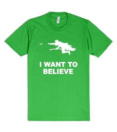 I WANT TO BELIEVE - Harry Potter
