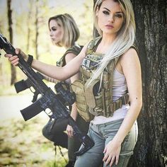 Girl's with Guns ❤❤❤