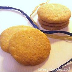 Biscotti Agrumati al Sapore di Miele e Limone