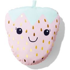 Kmart have these Strawberry Cushion Outdoor Cushions, Floor Cushions, Kids Decor, Art Decor, Home Decor, Decoration, Girls Room Design, Little Girl Rooms, Kid Spaces