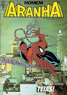 Homem-Aranha 1ª Série - n° 62/Abril | Guia dos Quadrinhos