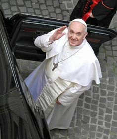 Papa Francesco.... The peoples pope. So proud that he is from Argentina.