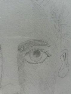 Detail nog een portret oefening?
