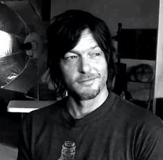 Nomran Reedus so adorable