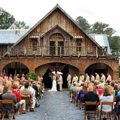 Wedding at The Farm Rome Ga! So many site options.