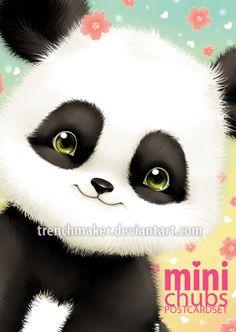 Mini+Chubs+Peek-a-boo!+by+trenchmaker.deviantart.com+on+@deviantART
