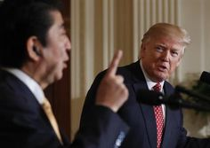 Mexico gets Trump's trade ire. Japan and Germany, a pass