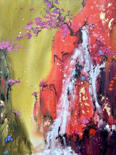 2014 Love Bridge by Danielle O'Connor Akiyama Love Bridge, Art Pieces, Artists, Gallery, House, Inspiration, Biblical Inspiration, Home, Artist