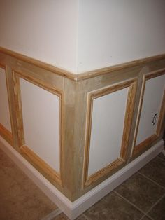 wainscoting ideas | wainscoting ideas | Flickr - Photo Sharing!