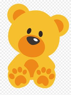 bears clipart - Google Search Teddy Bear Drawing, Bear Clipart, Cute Images, Big Cats, Color Trends, Pikachu, Abstract Art, Clip Art, Teddy Bears