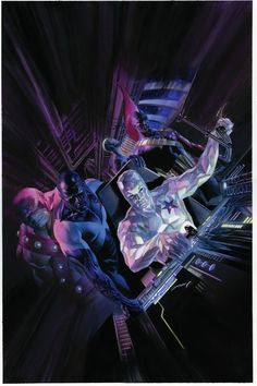 The Original Guardians of the Galaxy Take You Back to the Future In Guardians 3000   Comicbook.com