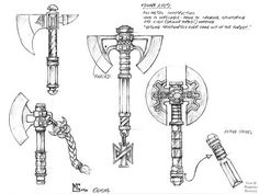 18b.jpg - Warhammer Dwarf Concept Artwork - Gallery - Bugmans Brewery - The Home for all Warhammer Dwarf Fans