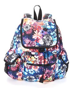 Amelia Voyager Backpack by LeSportsac  zulilyfinds Amelia 2a6830abe194f
