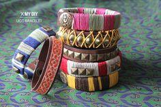 I Spy DIY: MY DIY | UGG Australia Bracelets