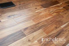 Tobacco Road Teak flooring by Lumber Liquidators