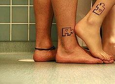 Husband Wife Tattoos for Couples | ... and creative tattoo designs for couples to consider include