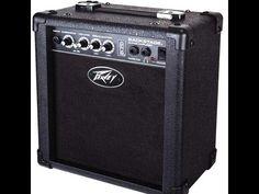 Peavey Backstage 10 watt Guitar Amp Review