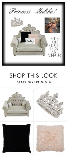 """""""Princess Malibu👑"""" by malibu-pup ❤ liked on Polyvore featuring Haute House, Garrard, Rika, Kevin O'Brien, M&Co and Charter Club"""