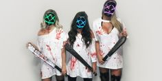 Visit the post for more. Cute Group Halloween Costumes, Cute Costumes, Halloween Outfits, Costume Ideas, Halloween Tumblr, Halloween Disfraces, Outdoor Playground, Unique Gifts, Internet