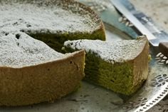 Green Tea Chiffon Cake | Australian FlavoursAustralian Flavours | Australian Flavours