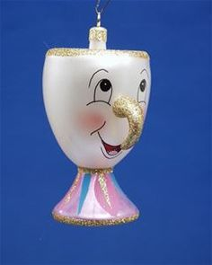 De Carlini Little Cup Christmas Ornament-Ordered & on my tree! caw