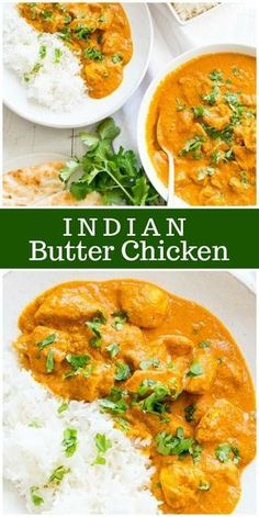 Indian Butter Chicken Indian Butter Chicken recipe by Butter Chicken Rezept, Indian Butter Chicken, Easy Butter Chicken Recipe, Coconut Chicken, Indian Chicken Recipes, Indian Chicken Curry, Butter Chicken Curry, Chicken Tikka Masala, Easy Chicken Curry