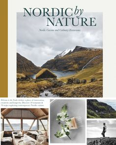 Nordic By Nature. Nordic by Nature is emphasizing seasonality and restoring the link between food and nature, for cooking to be compatible with healthiness and sustainability. Everton, Beautiful Interior Design, Beautiful Interiors, Nordic By Nature, Germany Language, Nordic Kitchen, Innovation, Cookery Books, Worlds Largest
