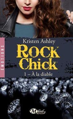 Couverture Rock Chick, tome 1 : A la diable