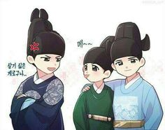 Moonlight Drawn By Clouds Fanart