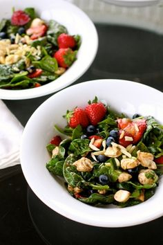 Berry Caprese Salad