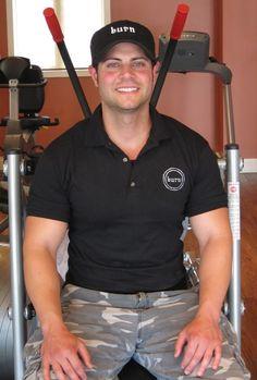 Rob DelliPaoli, Owner of Burn
