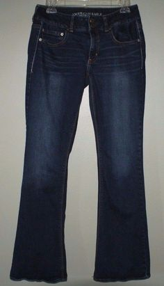 American Eagle Outfitters Artist jeans womens size 6 regular #AmericanEagleOutfitters #Flare