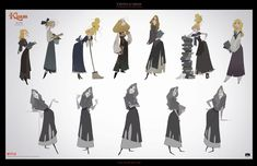 Torsten Schrank has worked as Character Design Supervisor for the animated movie Klaus, produced by The Spa Studios and Netflix. Eve Online, Guild Wars, Mike Mignola, Netflix, Klaus Mikaelson Gif, Game Design, Spa Design, Klaus Movie, Cyberpunk