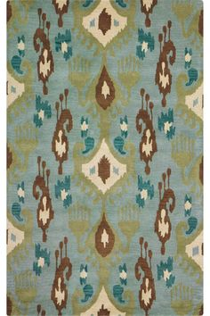 Trinket Area Rug - Wool Rugs - Area Rugs - Rugs | HomeDecorators.com